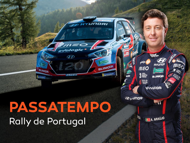Está a chegar o Rally de Portugal 2019!