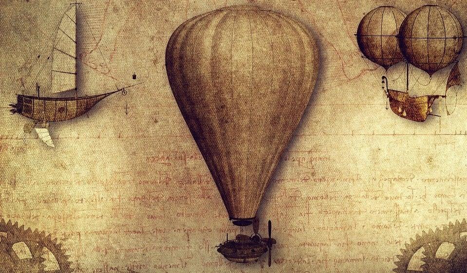 A mobilidade 500 anos depois de Da Vinci