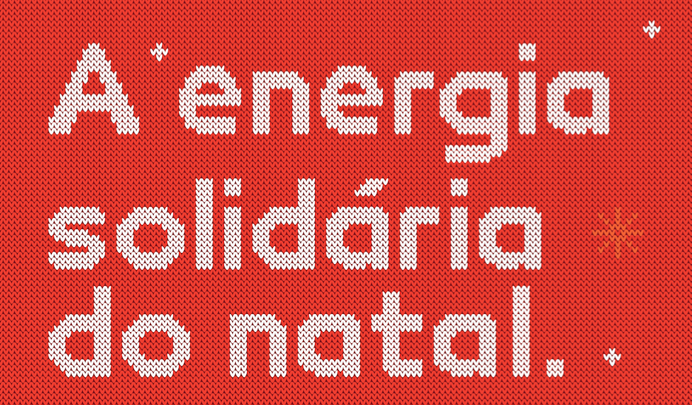 A energia da Galp vai ajudar crianças este Natal