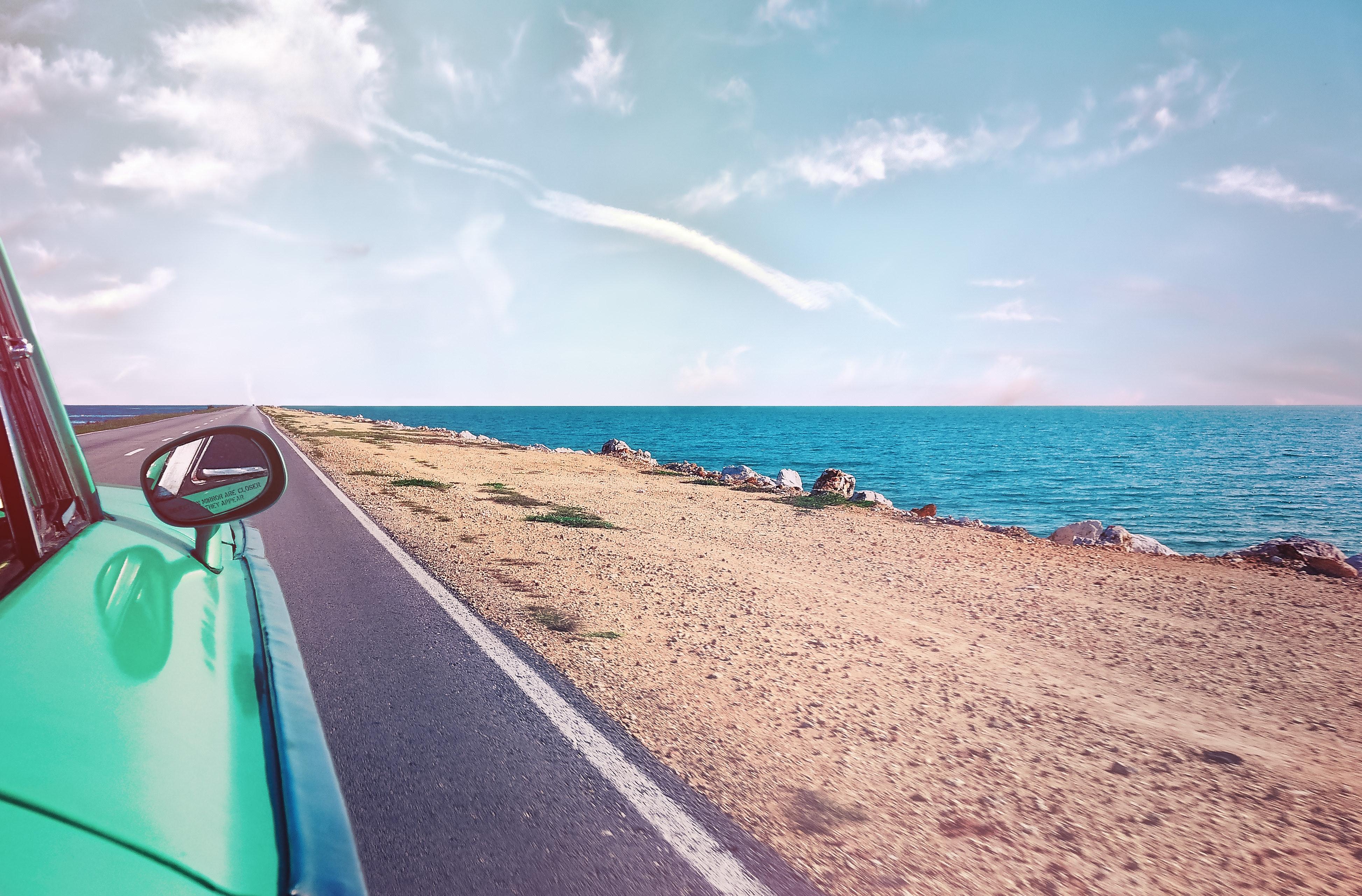 Descubra 5 road trips imperdíveis para este verão