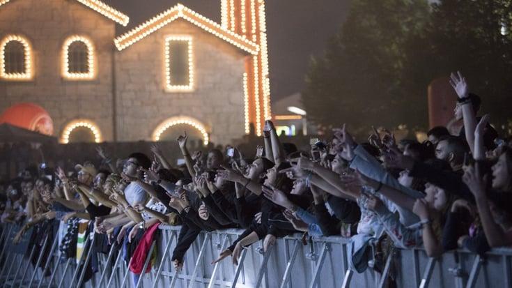 Este ano a Feira de São Mateus teve mais energia