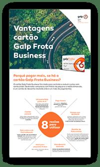 Vantagens Galp Frota Business