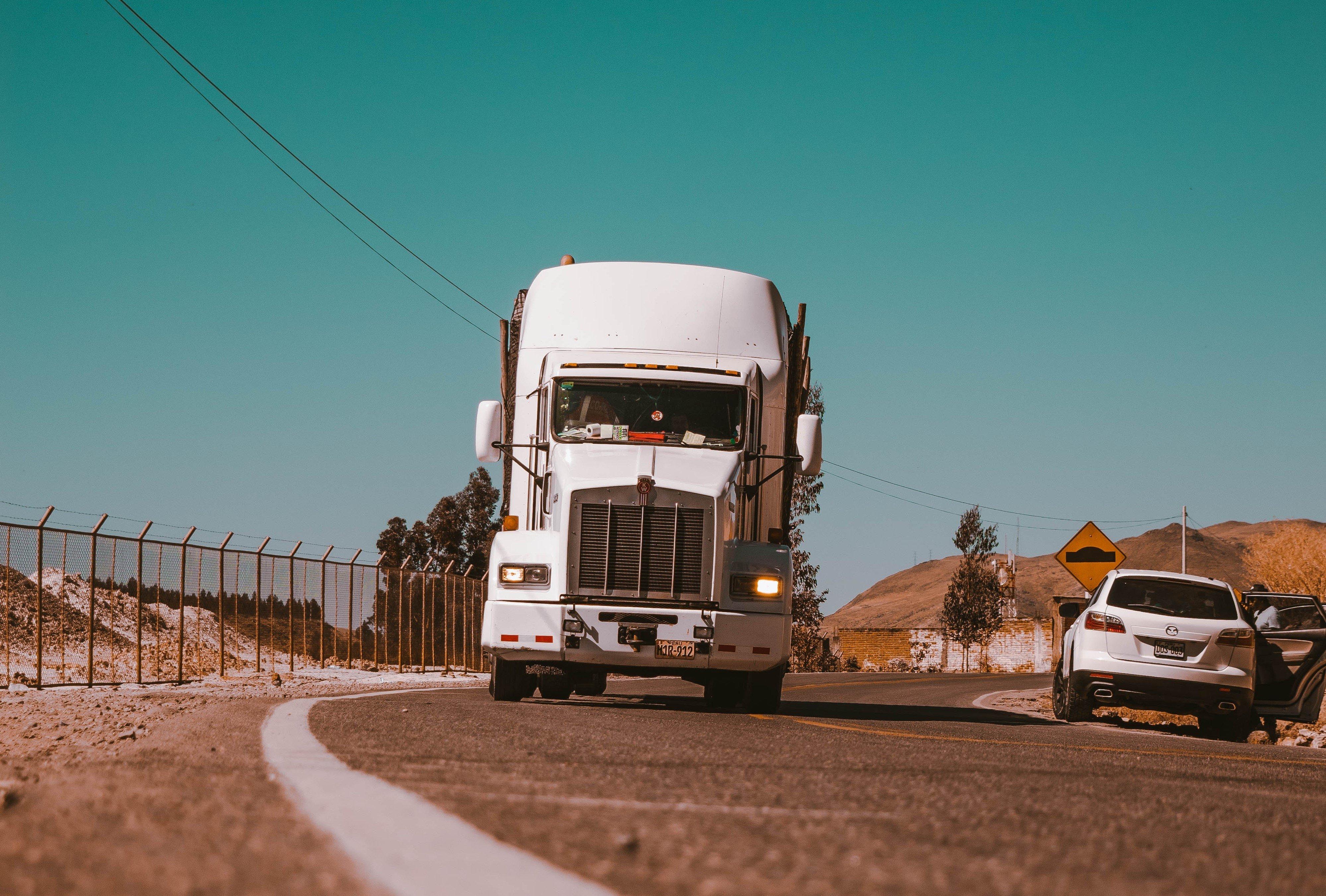 7 dicas para condução de pesados