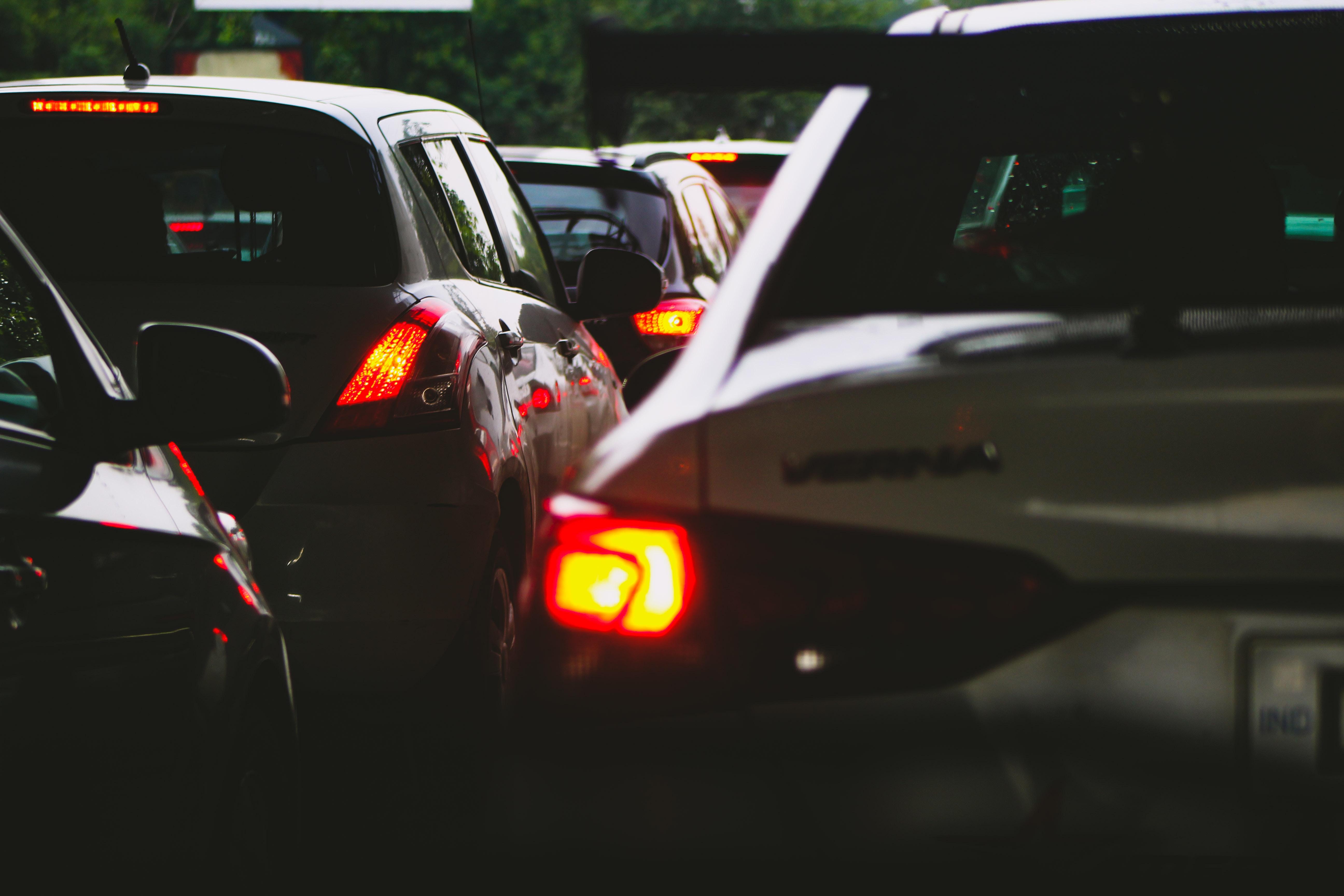 Stress no trânsito? Respire