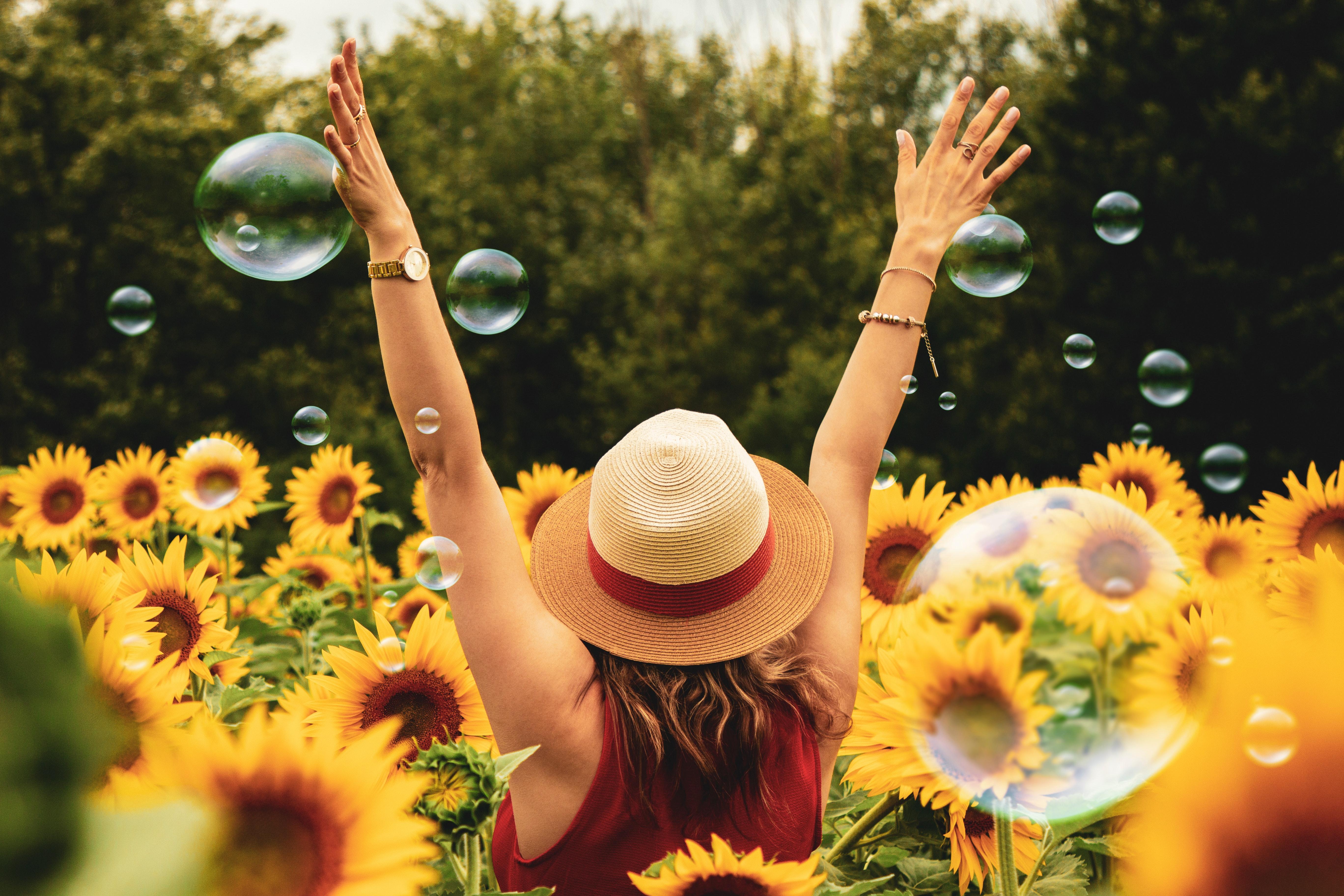 Hoje é o Dia Internacional da Felicidade!