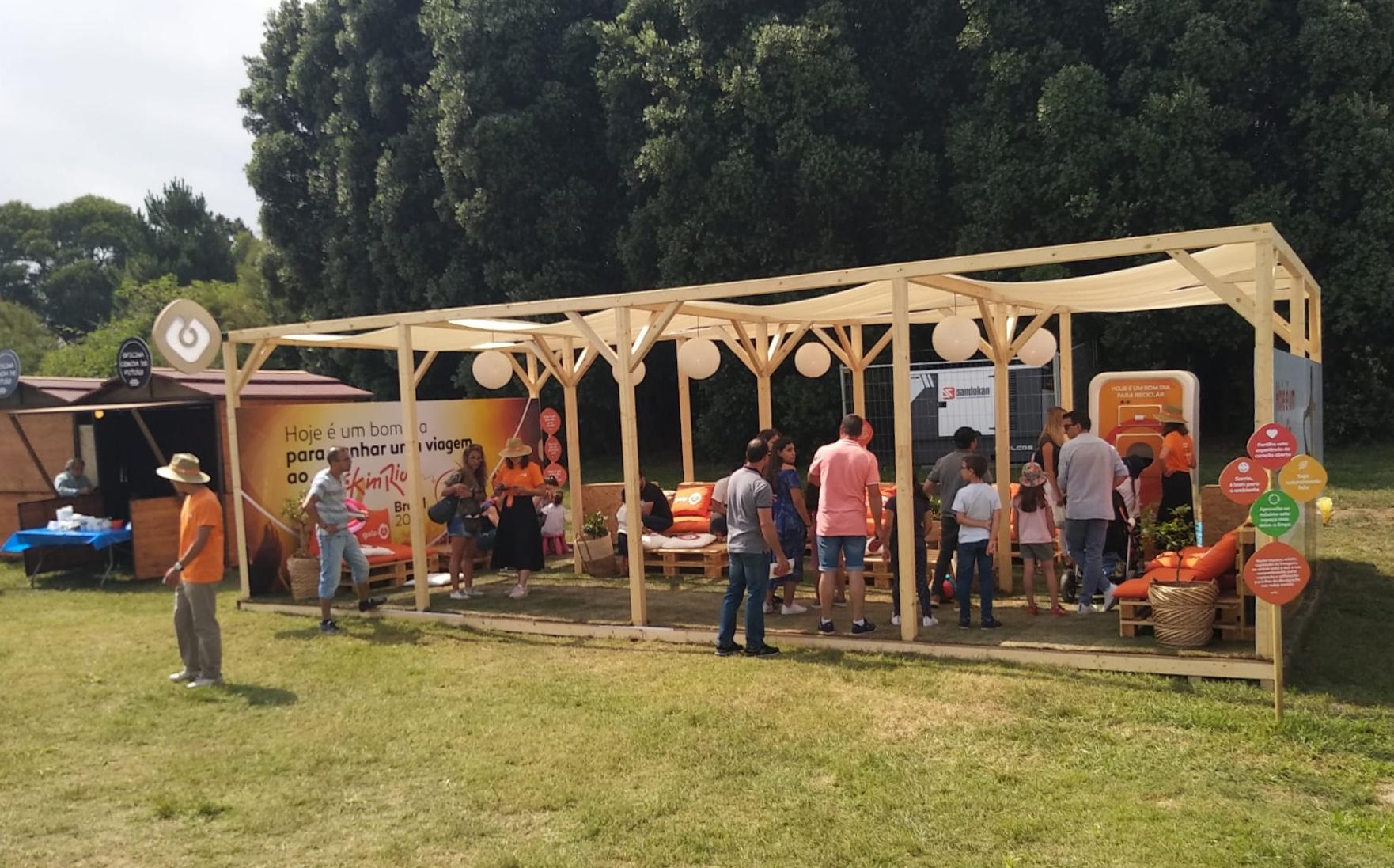A Galp tem lugar marcado no Festival da Comida Continente